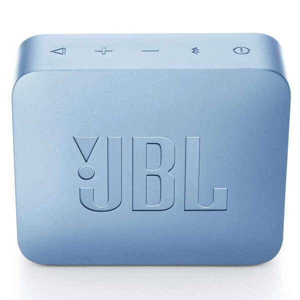 Портативная колонка JBL JBLGO2CYAN