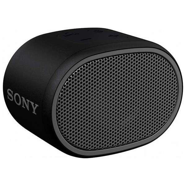 Портативная колонка Sony SRSXB01B.RU2