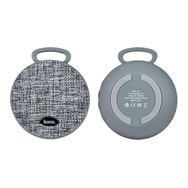 Wireless speaker Hoco BS7, серый