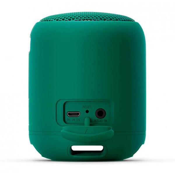 Портативная колонка Sony SRSXB12G.RU2 (Green)