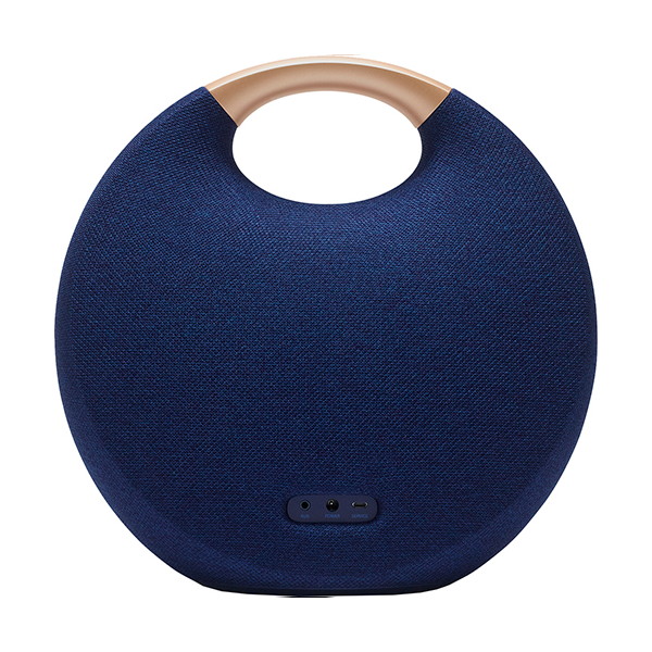 Портативная колонка Harman Kardon Onyx Studio 5 (HKOS5BLUEU) Blue