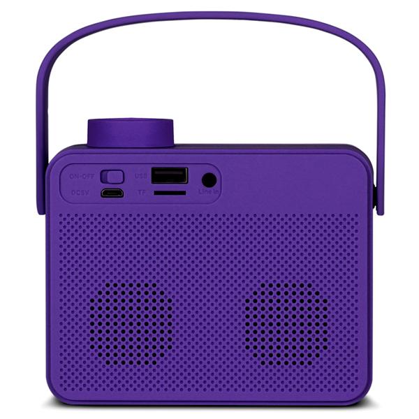 Портативная колонка Sven PS-72 Violet