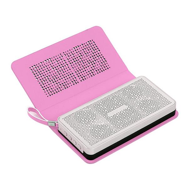 Портативная колонка Microlab D23 (Pink)