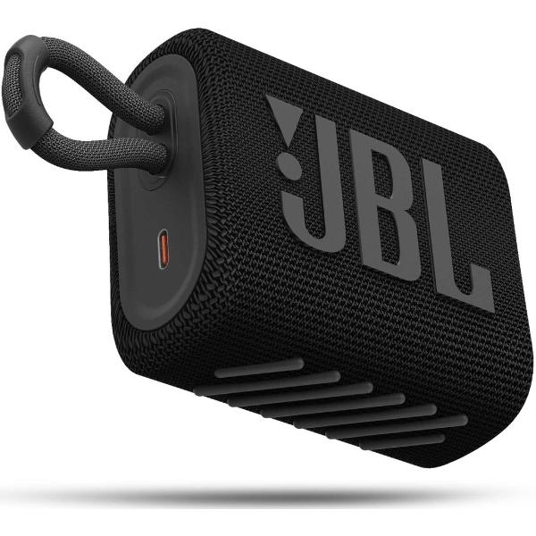 Портативная колонка JBL JBLGO3BLK