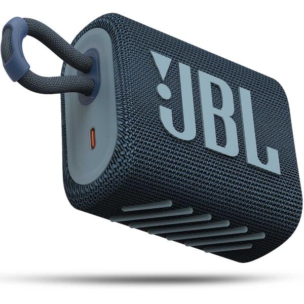 Портативная колонка JBL JBLGO3BLU