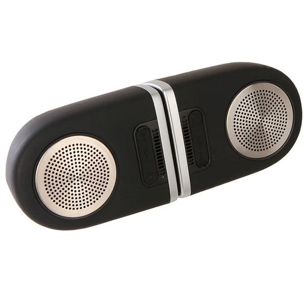 Портативная акустическая система Qumann QWS-01 Black color