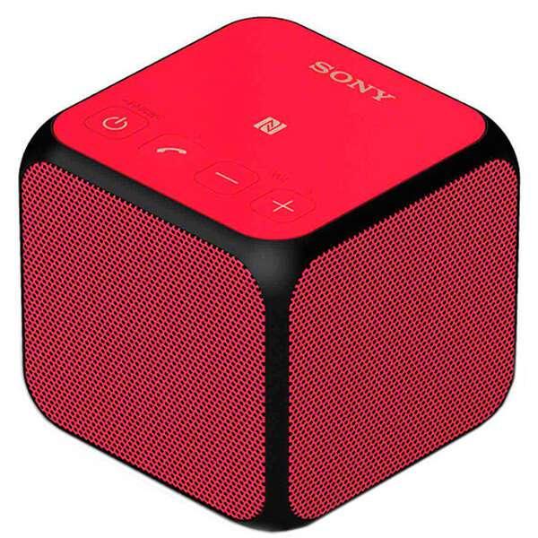 Портативная колонка Sony SRS-X11R (красная)