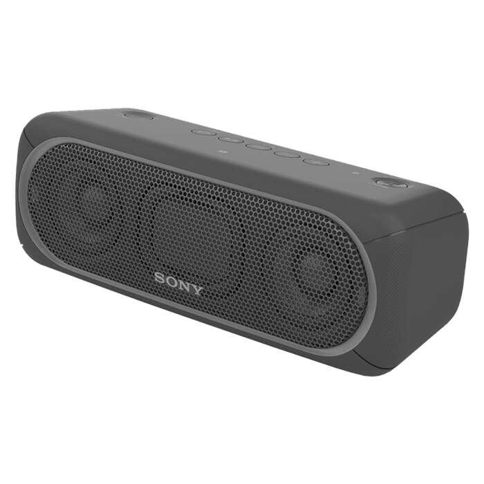 Портативная колонка Sony SRSXB30B (черный)