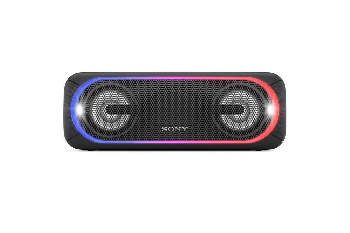 Портативная колонка Sony SRSXB40B (черный)