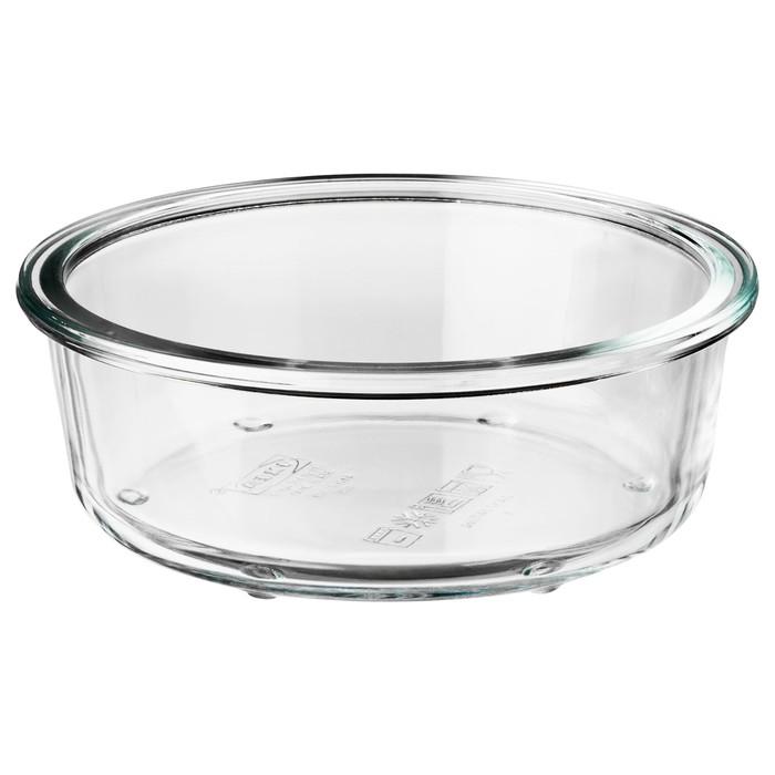Контейнер для продуктов ИКЕА 365, 400 мл, стекло