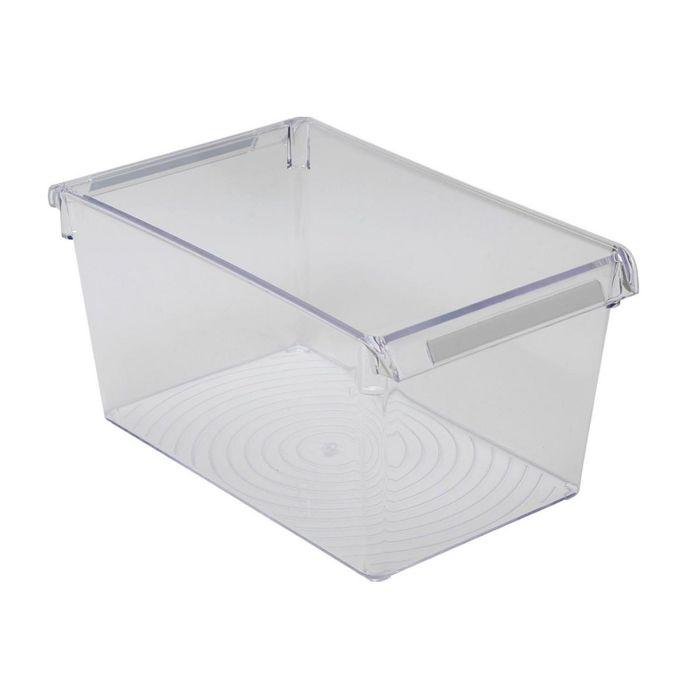 Контейнер для холодильника или шкафа прозрачный, 8 л