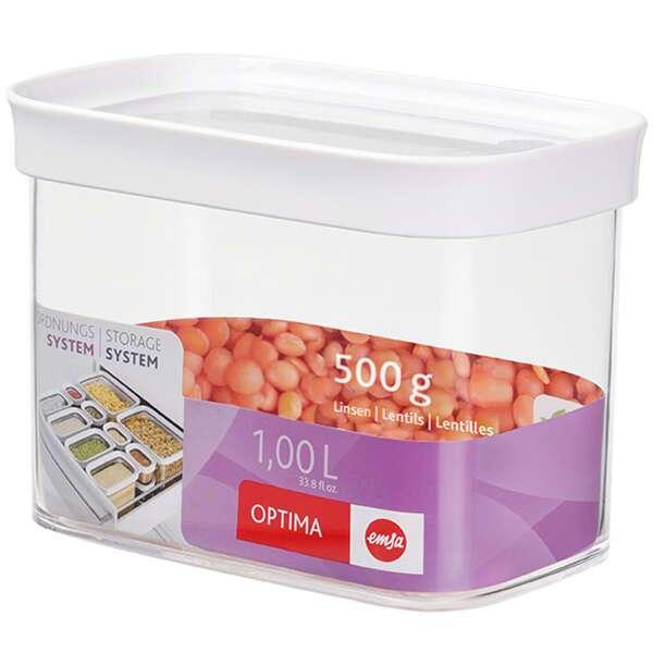Контейнер Emsa Optima для сыпучих продуктов (513557)