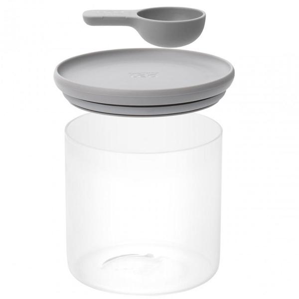 Стеклянный контейнер Berghoff с ложкой 12,5*12,5см 3950137