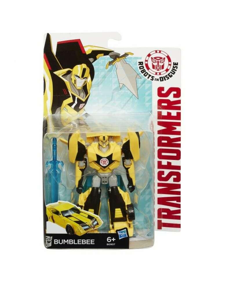 Игрушка Transformers H B0070 TRA Трансформеры Роботс-ин-Дисгайс Войны