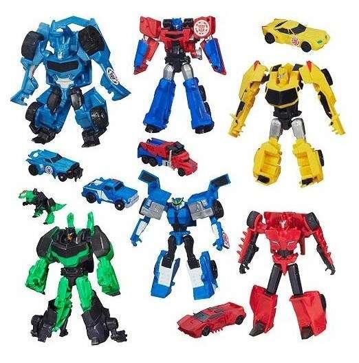Игрушка Transformers H B0065 TRA Трансформеры Роботс-ин-Дисгайс Легион