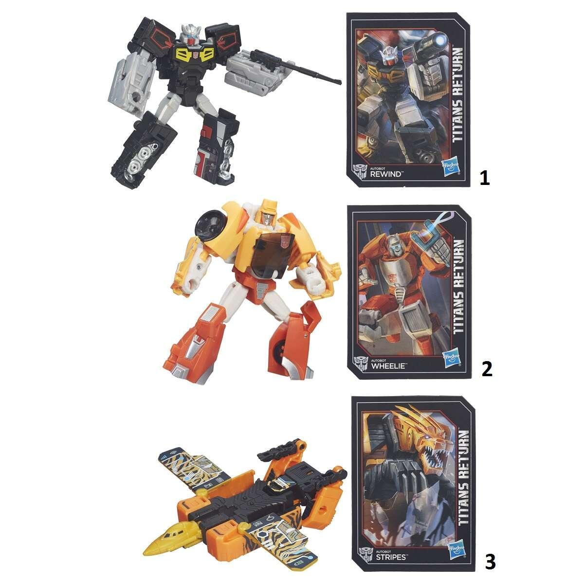 Игрушка Transformers H B7771 TRA Трансформеры Дженерэйшнс Лэджентс
