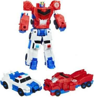 Игрушка Transformers H C0628 TRA Трансформеры роботы под прикрытием: Крэш-Комбайнер