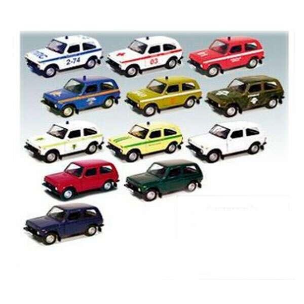Машинки Автотайм Серия 3