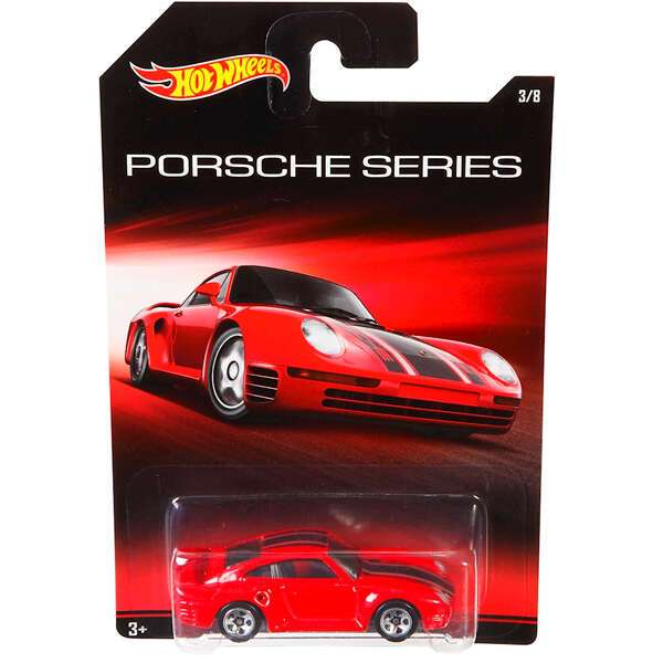 Машинки Porshe в ассортименте Hot Wheels CGB63 HW