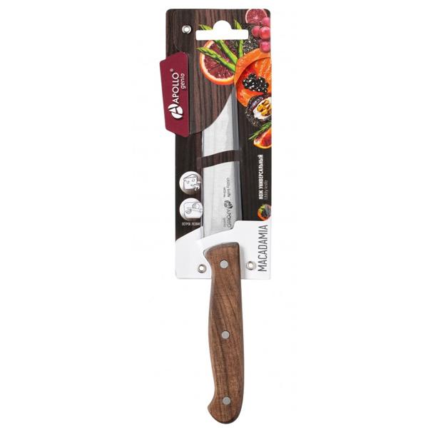 """Нож многоцелевой Apollo Genio """"Macadamia"""" MCD-03"""