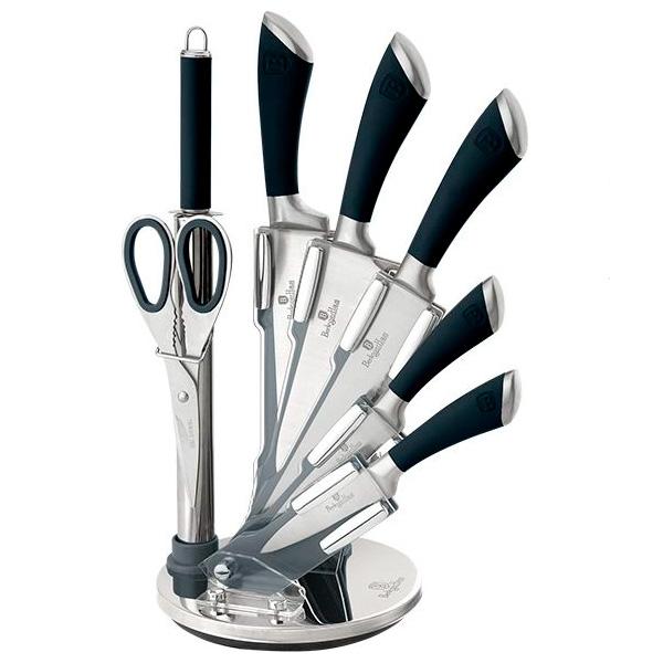 Набор ножей BerlingerHaus Infinity Line BH-2042 8 пр.