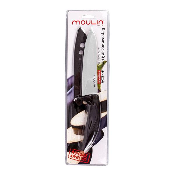 Нож керамический  Moulin Villa W160A