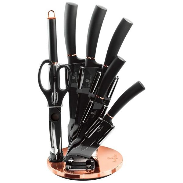 Набор ножей Berlinger Haus 8 предметов (BH 2421)