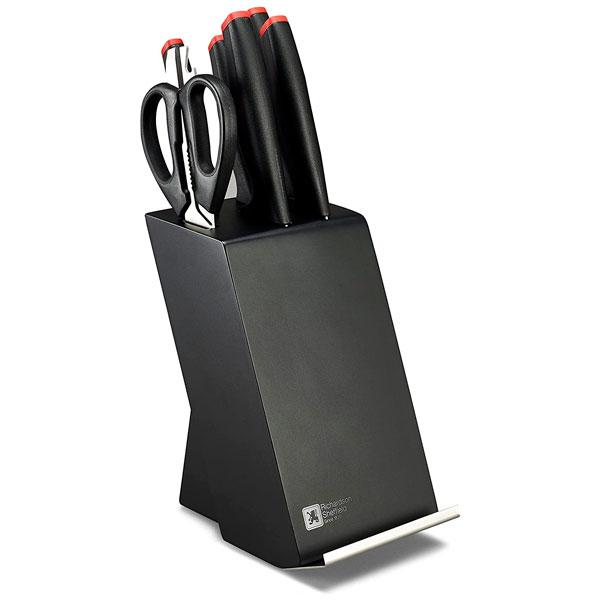Набор ножей Amefa с блоком-подставкой (R02300P502Z85) 6 пр.