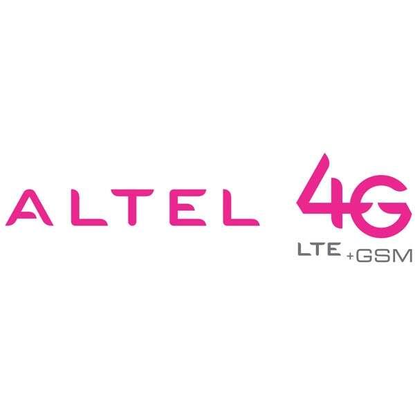 Стартовый пакет для смартфонов Altel 0