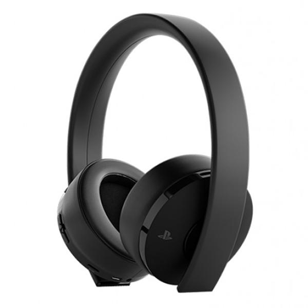 Аксессуар для консоли PS4 Gold Wireless Headset