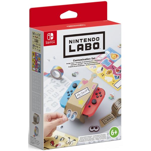 Аксессуар Nintendo Labo: комплект «Дизайн»