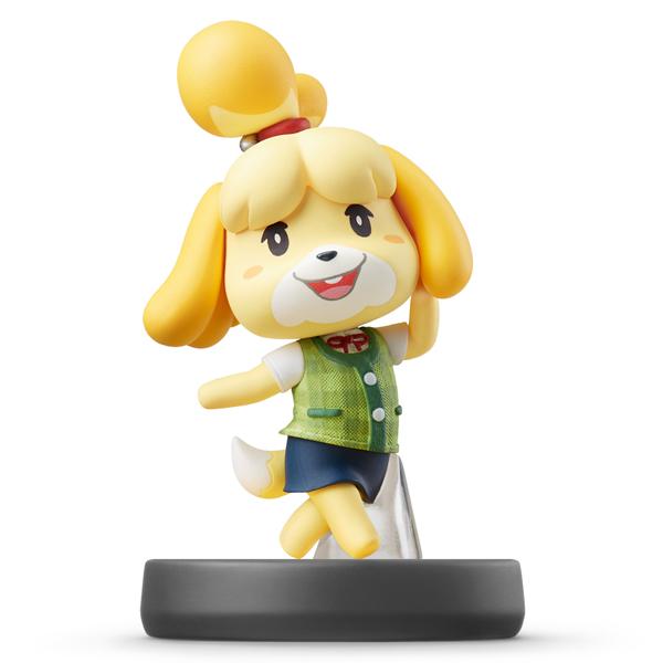 Аксессуар Nintendo Amiibo Изабель (коллекция Super Smash Bros.)