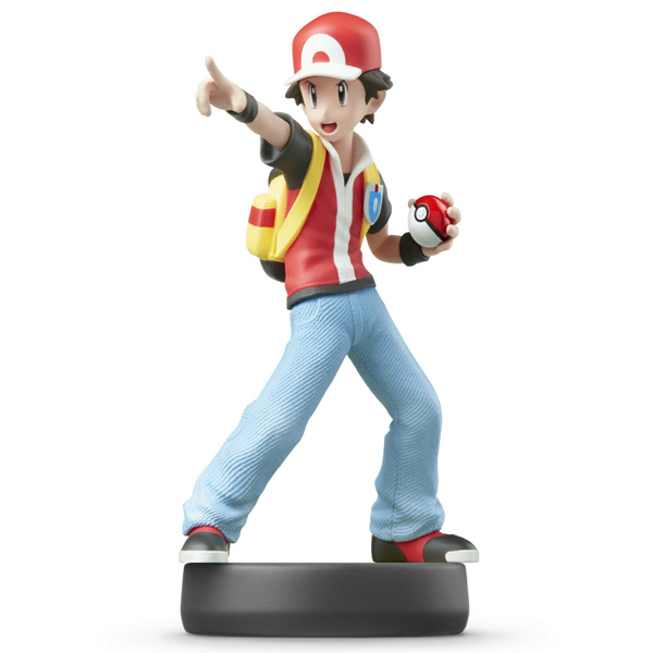 Аксессуар Nintendo Amiibo Тренер Покемонов (коллекция Super Smash Bros.)