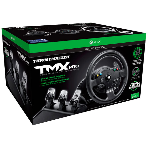 Игровой руль Thrustmaster TMX Force Feedback