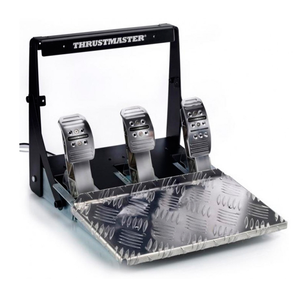 Игровой руль Thrustmaster T3PA-PRO (PC/Xbox Onе/PS3/PS4 педальный блок)