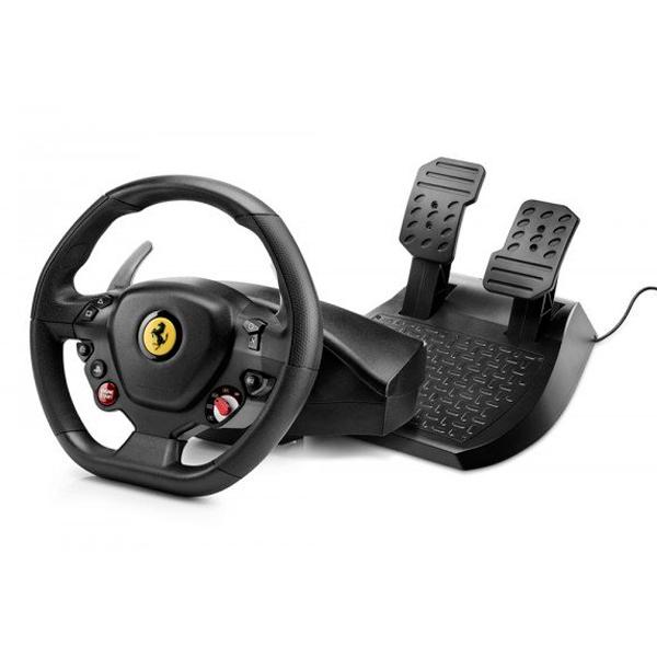 Игровой руль Thrustmaster T80 Ferrari 488 GTB Edition (PS4/PC)