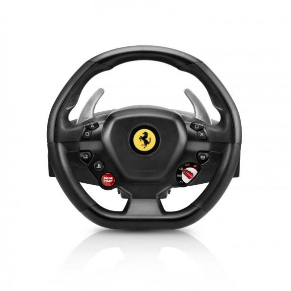 Игровой руль Thrustmaster T80 Ferrari 488 GTB Edition (PS4/PC)