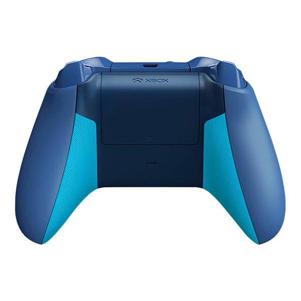 Беспроводной геймпад Microsoft Xbox One Sport Blue WL3-00146