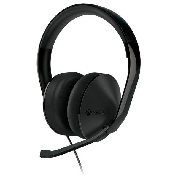 Наушники для консоли Microsoft X-Box One Stereo Headset (S4V-00013)