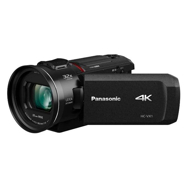 Видеокамера Panasonic HC-VX1EE-K