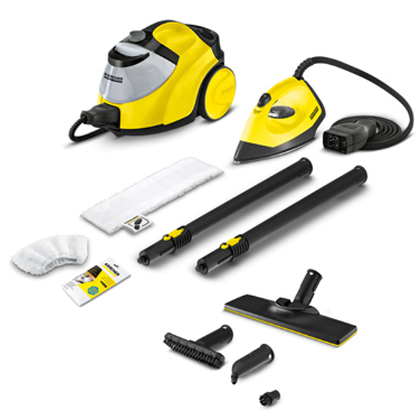 Пароочиститель Karcher SC 5 Easy Fix Iron Kit