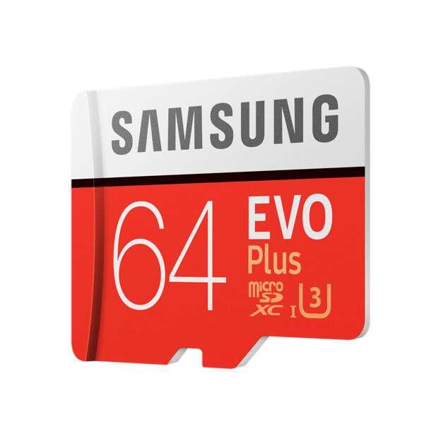 Карта памяти Samsung 64 GB Class 10 MB-MC64GARU