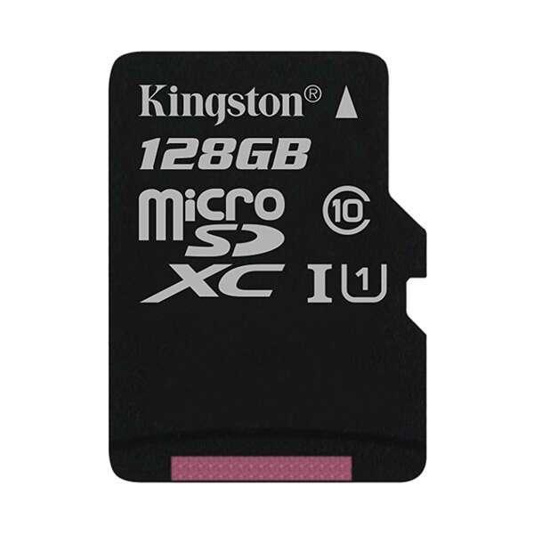 Карта памяти Kingston MicroSDXC 128 GB (SDCS/128GB)