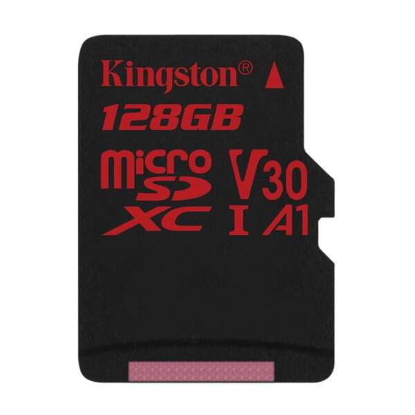 Карта памяти Kingston MicroSDXC 128 GB (SDCR/128GB)
