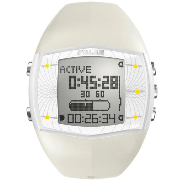 Пульсометр для фитнеса Polar FA20F (белый)