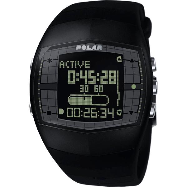 Пульсометр для фитнеса Polar FA20M (черный)