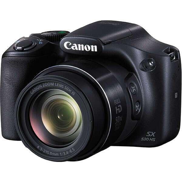 Компактный цифровой фотоаппарат Canon PowerShot SX530 HS
