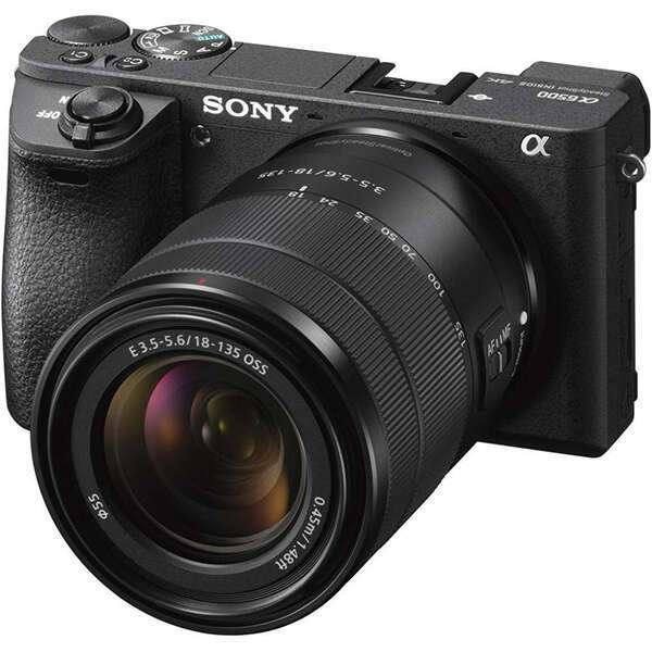 Цифровая фотокамера Sony ILCE6500MB 18-135 KIT.CEC