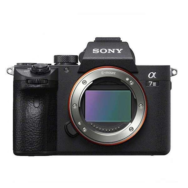 Системная фотокамера Sony Alpha а7 III Body (ILCE7M3KB)
