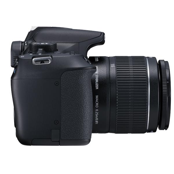 Беззеркальная полнокадровая камера Canon EOS R с адаптером крепления EOS R